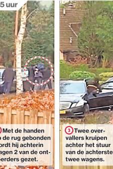 Ontvoerde Ronald Maurits uit Doornspijk beleefde de akeligste momenten in zijn leven