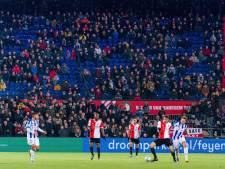 Voetbalsupporters stemmen tegen eredivisie op zondagavond