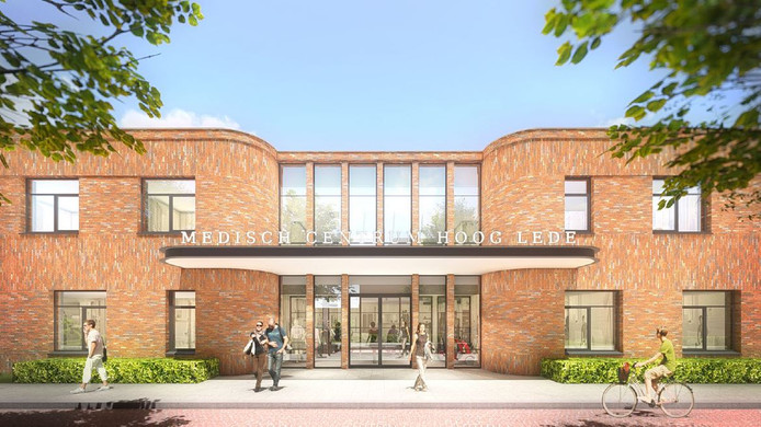 Medisch Centrum Hoog Lede in Vlaardingen.
