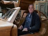Deze man bouwde een Mercedes van hout