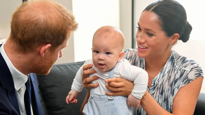 Factcheck: is Archie geen officiële prins vanwege zijn huidskleur?