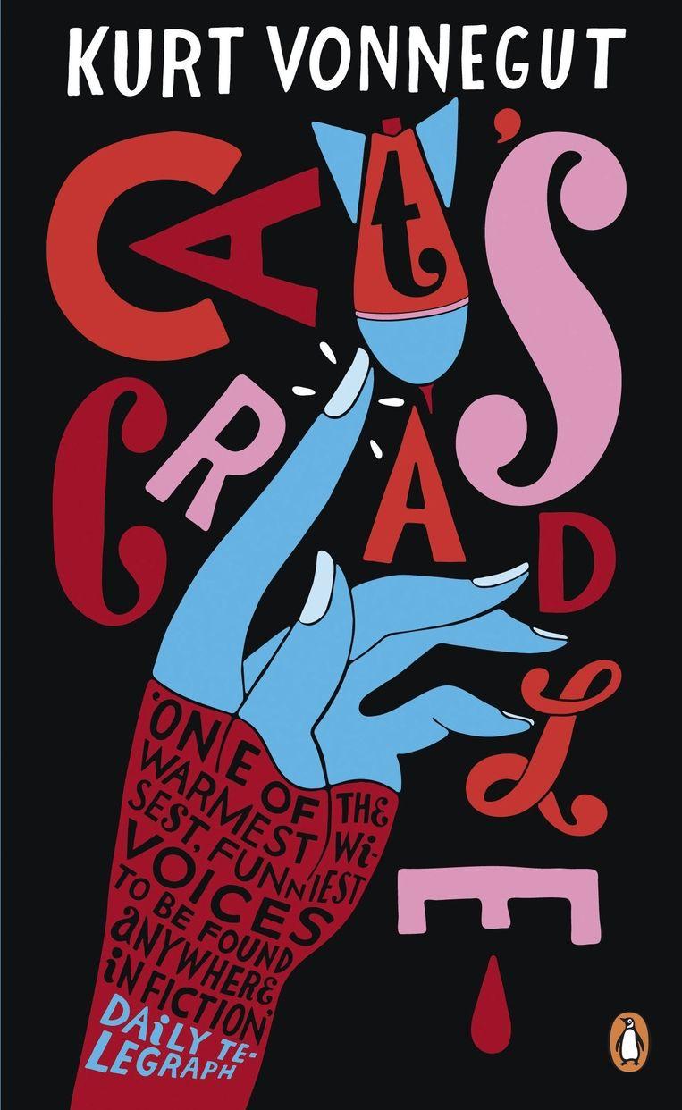 'Tijdens mijn studie was Kurt Vonneguts Cat's Cradle de grote hit. Hij gaf ook handige schrijfadviezen: een personage moet altijd iets willen, al is het maar een glas water.' Beeld null
