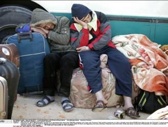 Honderden Tunesiërs leven op straat in Frankrijk