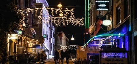 Wel of geen kerstsfeer in de Grotestraat? 'Als je hier tegen bent, moet je niet in de stad gaan wonen'