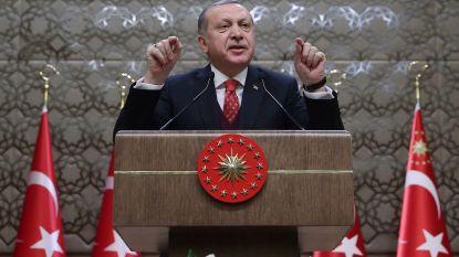 Erdogan dreigt met maatregelen als VS Gülen niet uitleveren