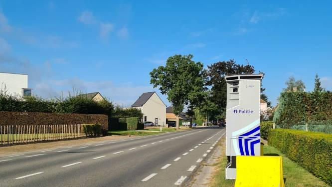 Superflitspaal staat komende week in de Vinktstraat in Deinze
