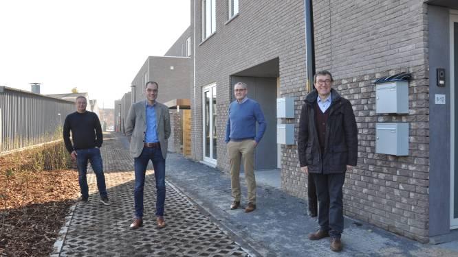 Al veertien sociale appartementen op site Transvaal klaar: eerste huurders trekken erin op 1 april