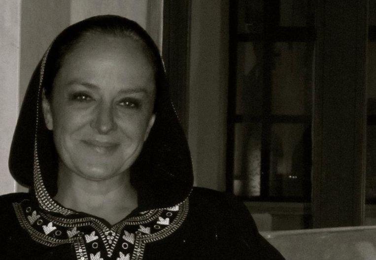 Journalist Anne de Graaf won in 2007 de Noord-Zuidpersprijs.  Beeld RV