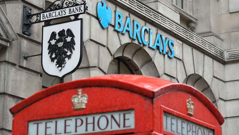 Een filiaal van Barclays Beeld REUTERS