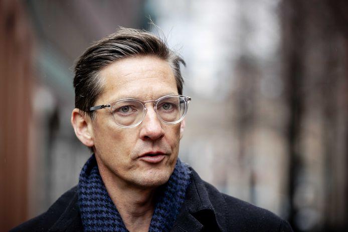 Joost Eerdmans groeide op in Harderwijk.