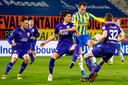 RKC-spits Thijs Oosting won met twee doelpunten tegen FC Groningen aan zelfvertrouwen. Voor de geboren en getogen Emmenaar wordt het zaterdag een bijzondere wedstrijd.