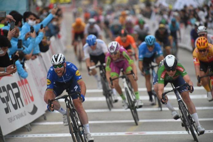 Marc Cavendish a bouclé son Tour de Turquie avec une quatrième victoire, le 150e succès de sa carrière.