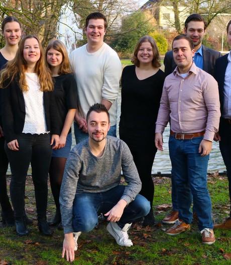 Feestweekend voor jarige jongerenraad in Roosendaal