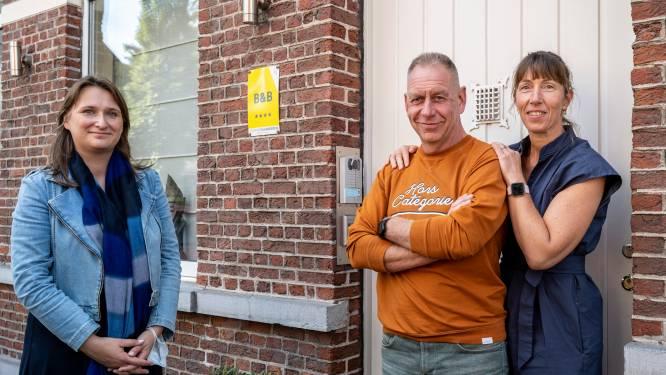 Toerisme Oost-Vlaanderen steunt toeristische ondernemers die inzetten op duurzaamheid: B&B Adamas krijgt centen voor zonnepanelen en thuisbatterij