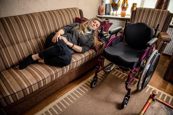 Barbara Valkova heeft een ernstige zeldzame ziekte waaraan ze in Nederland niet geholpen kan worden.