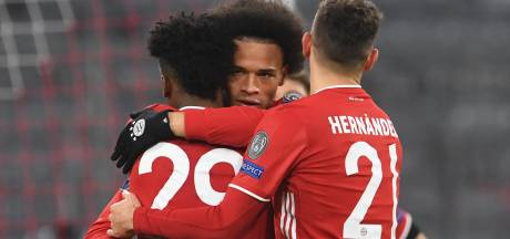 Carton plein et direction les huitièmes pour le Bayern