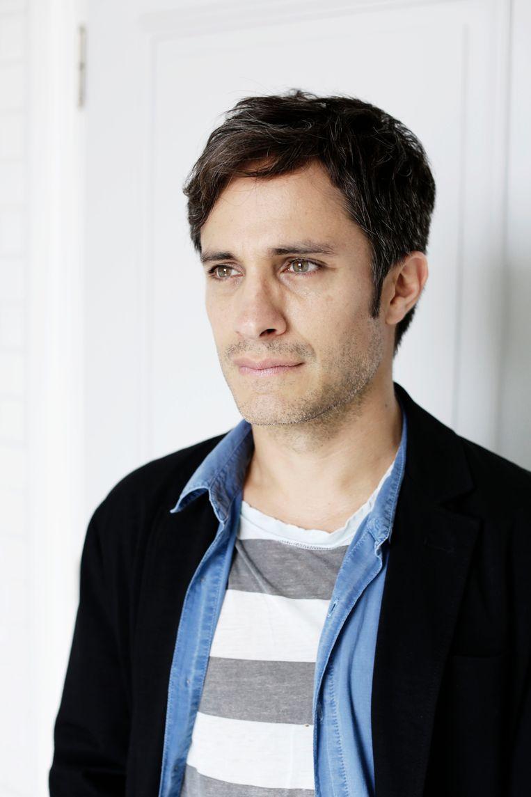 Gael Garcia Bernal. Beeld Corbis via Getty Images