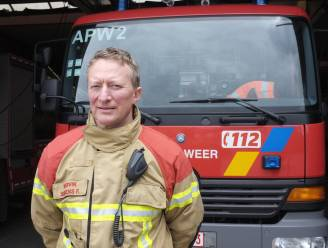 """Postoverste-kapitein Filip Simoens neemt begin volgend jaar eervol ontslag bij de brandweer: """"Als een donderslag bij heldere hemel, afscheid van een monument"""""""