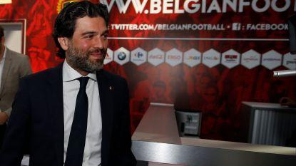 Voetbalbond maakte 13 miljoen euro winst, straks nieuwe voorzitter aangeduid
