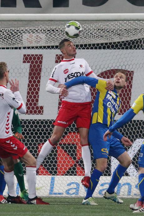 Helmond Sport met moeite voorbij FC Oss