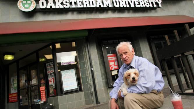 Dit is Oaksterdam University, waar studenten worden klaargestoomd voor een carrière in de wietproductie of -handel