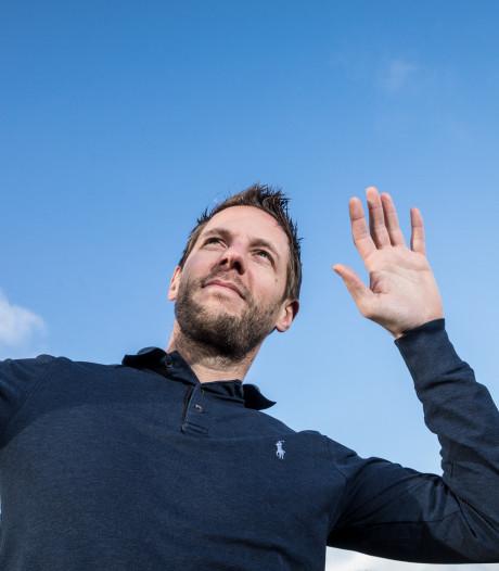 Futuroloog Christian Kromme uit Elburg steunt landelijk protest tegen 5G-zendmasten