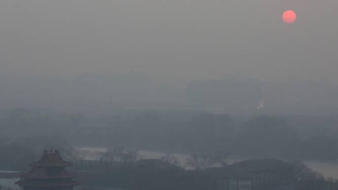Licht in de smog? Chinese premier in spe wil als eerste luchtvervuiling aanpakken