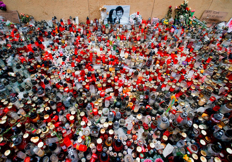 In februari 2018 werden de Slowaakse onderzoeksjournalist Ján Kuciak en zijn verloofde vermoord.