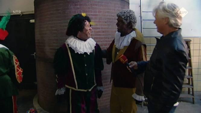 Voor het eerst blanke pieten in Nederlands Sinterklaasjournaal