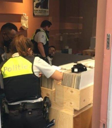 Schietincident Grote Markt: knal kwam van 'pepperspraypistool', behoorlijke hoeveelheid synthetische drugs aangetroffen in flat