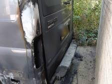 Mislukte poging tot brandstichting bij bedrijfswagen in Oss