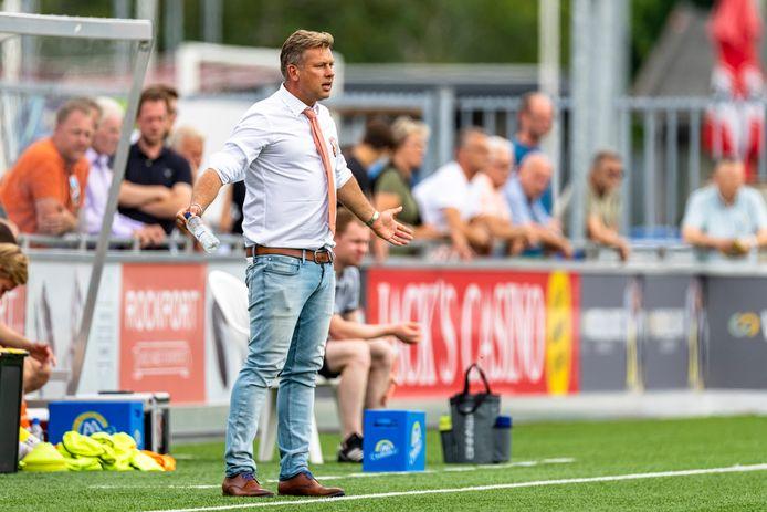 TEC-trainer Hans van de Haar.