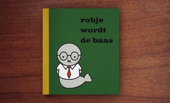 Het 'nijntje-achtige' kinderboek dat Lubach gemaakt heeft over de aanstelling van Rob Jetten.