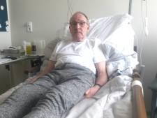 Zoeken naar het juiste bed voor zieke Cor (73)