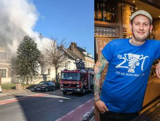 """Doffe ellende voor Buffalo Mich (38): café vernield en woning uitgebrand in drie maanden tijd. """"We zijn alles kwijt"""""""