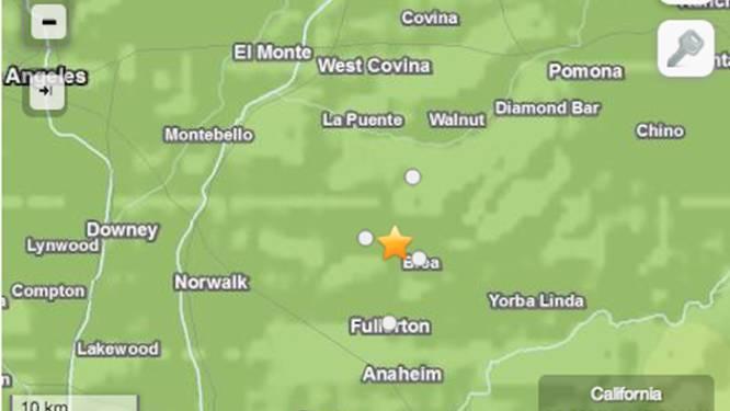 """NASA is 99,9% zeker: """"Krachtige aardbeving treft binnenkort Los Angeles"""""""