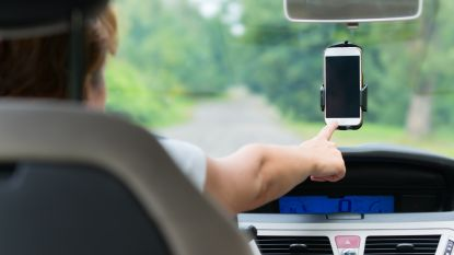 Nederlands onderzoek: ook appen met smartphone in houder blijkt levensgevaarlijk