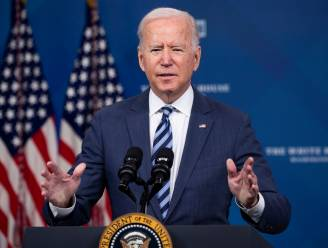"""Biden: """"Stormen, overstromingen en branden zijn het bewijs van de klimaatcrisis"""""""