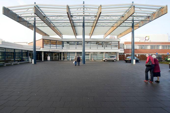 Het Streekziekenhuis Koningin Beatrix (SKB) in Winterswijk.