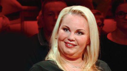 """Lesley-Ann over haar rondere vormen: """"Ongelukkig? Ik krijg net complimenten"""""""