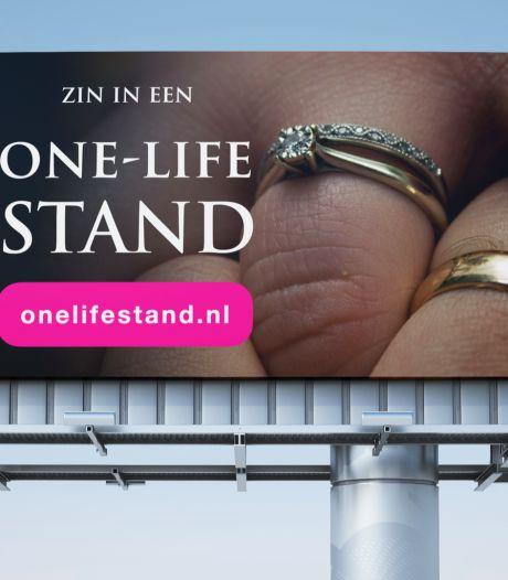 Billboards tegen overspel? 'Politiek kan slecht huwelijk niet redden', zegt Tukker