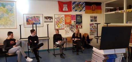 Leerlingen Reynaertcollege naar finale debatteerwedstrijd Duits