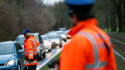 Zo laag is de pakkans in Belgisch verkeer: ruim 58.000 kilometer onder invloed rijden voor je betrapt wordt