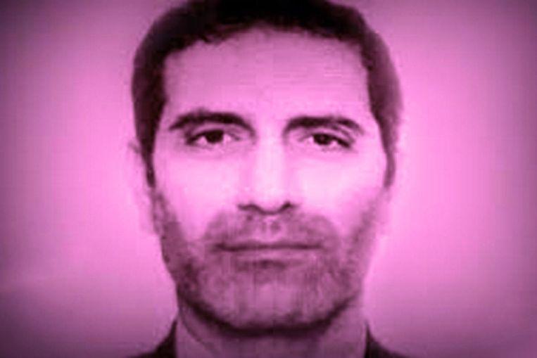 Drie maanden geleden pas werd de Iraanse diplomaat Assadollah Assadi (48) veroordeeld tot 20 jaar cel.  Beeld DM