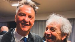 "Houwaart zag Club-Man United met Louis Van Gaal: ""Waardeloze wedstrijd"""