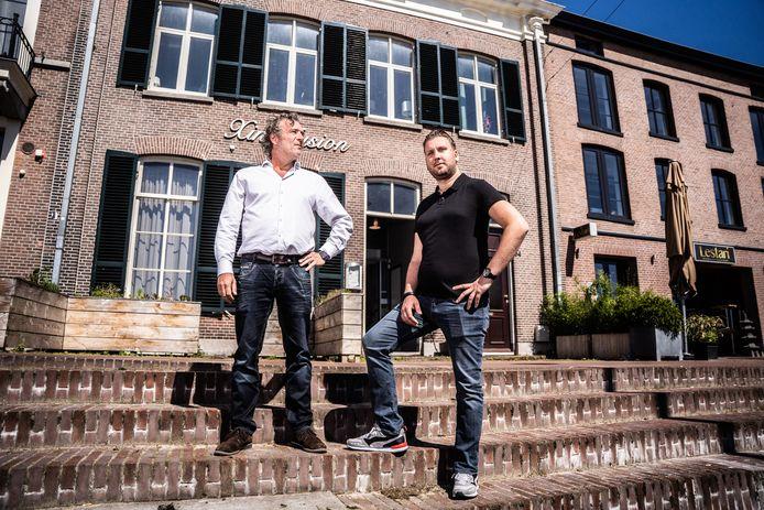 Mark Ruiken en Leroy Hartjes brengen eetgelegenheid Bleeckerstreet naar Arnhem.