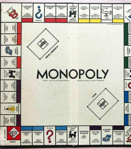 Waarom komt Leiden niet voor in Monopoly en andere steden wel?
