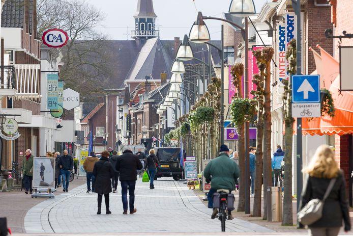 Waalwijk hoopt op de komst van nieuwe winkels in de strijd tegen de leegstand in het centrum.