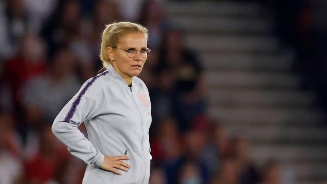 Sarina Wiegman hekelt plannen rond WK: 'Spelers zijn geen robots'