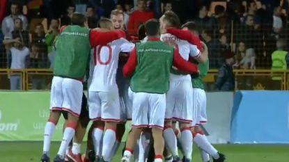 FT buitenland 14/10. Gibraltar wint voor het eerst competitief duel - Salah loopt na heerlijke goal blessure op